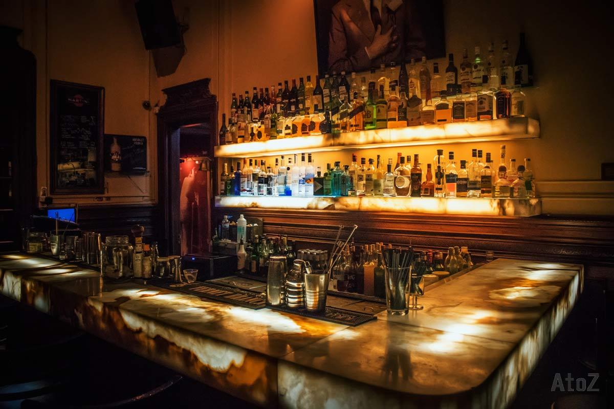 barの絵