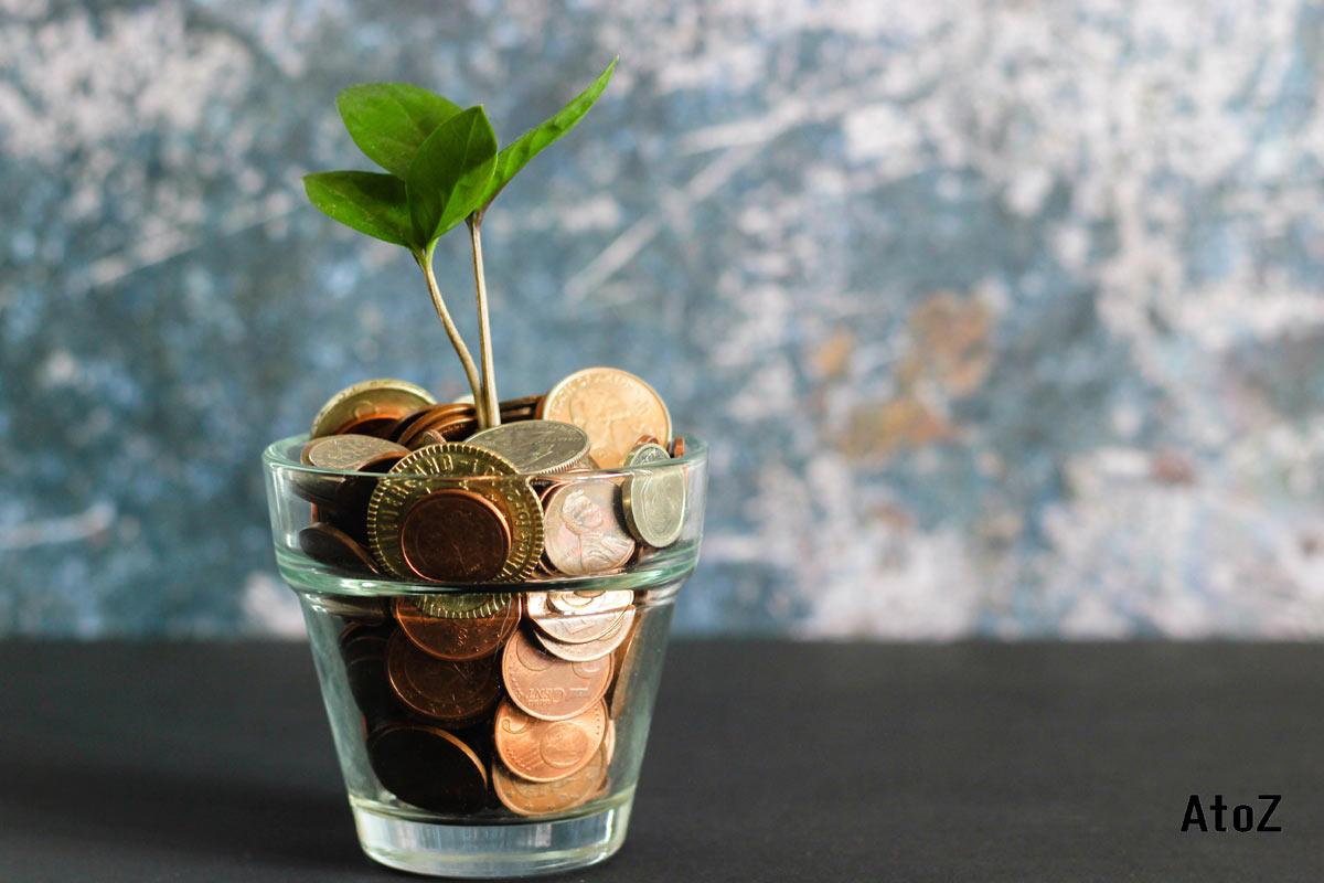 開業資金・自己資金はどれくらい必要を表した絵